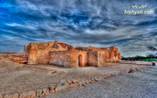 تصاویر شهر تاریخی حریره در کیش