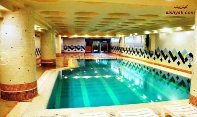 هتل پارمیدا کیش /تصاویر