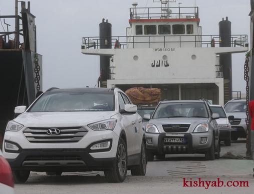 مقررات انتظامی و رانندگی در جزیره کیش