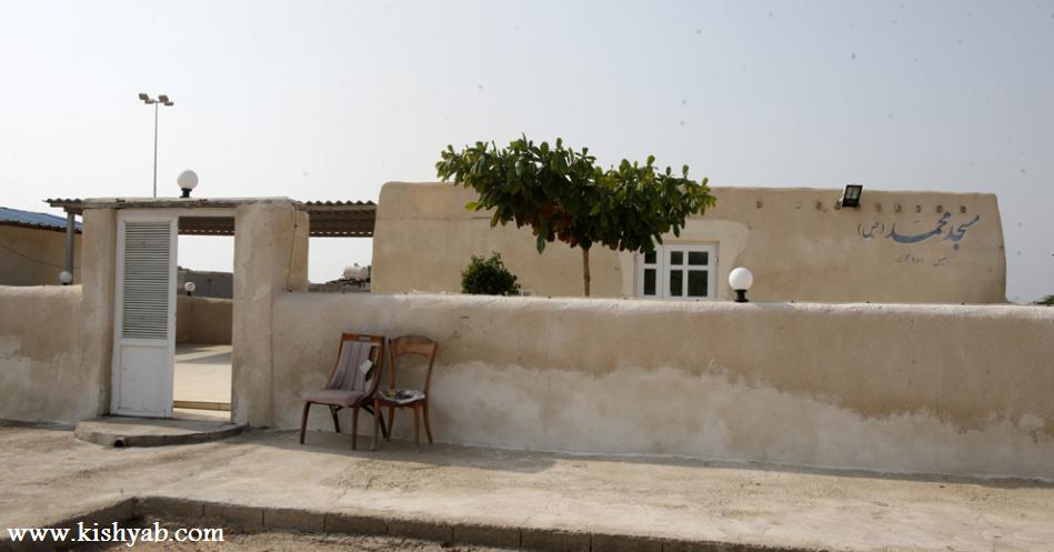 روستای زیبای باغو در جزیره کیش /تصاویر
