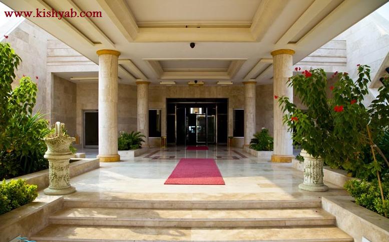 معرفی هتل مارینا پارک کیش /تصاویر