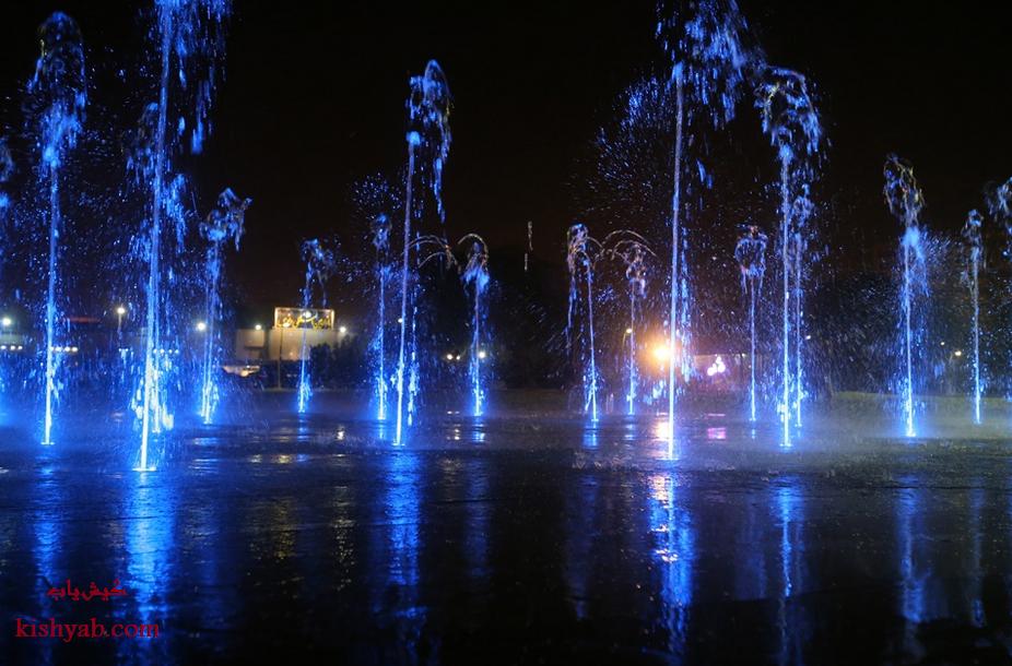 تصاویر دیدنی از پارک خانواده در کیش