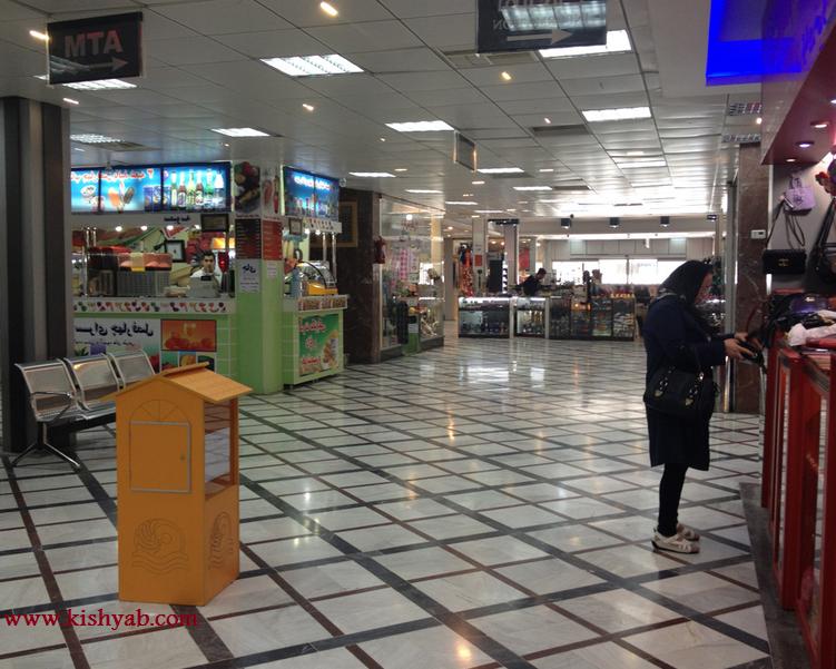 معرفی بازار پانیذ کیش /تصاویر