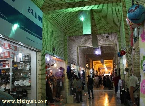 معرفی بازار صفین کیش /تصاویر