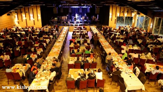 رستوران شاندیز صفدری در کیش /تصاویر