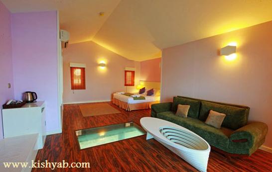 معرفی هتل دریایی در کیش /تصاویر
