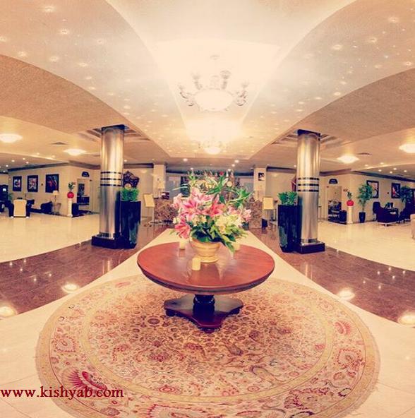 معرفی هتل ایران در کیش /تصاویر