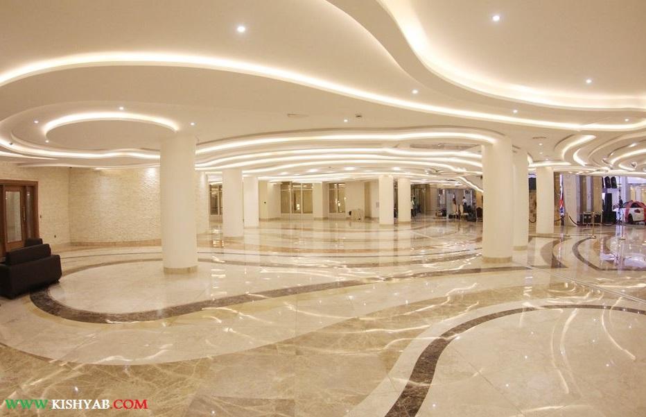 افتتاح پروژه برج های طلایی کیش /تصاویر