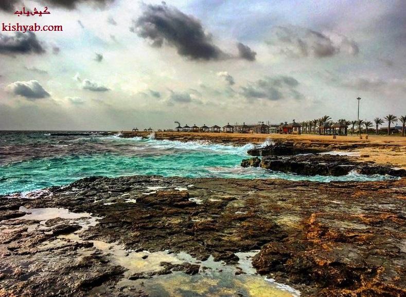 تصاویر جدید و دیدنی جزیره کیش