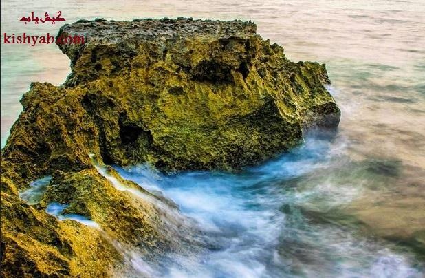 عکسهای جالب و دیدنی دریای کیش