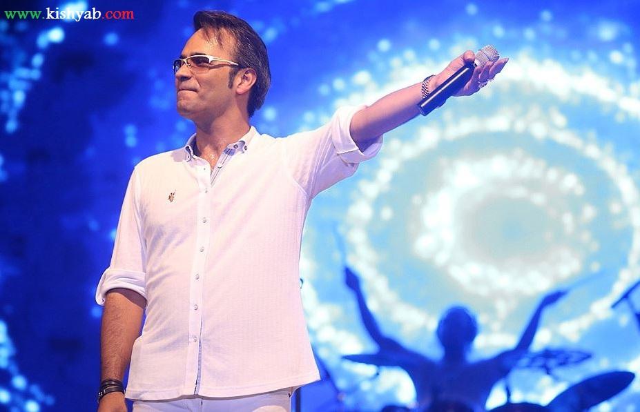 تصاویر کنسرت شهرام شکوهی در جشنواره تابستانی کیش
