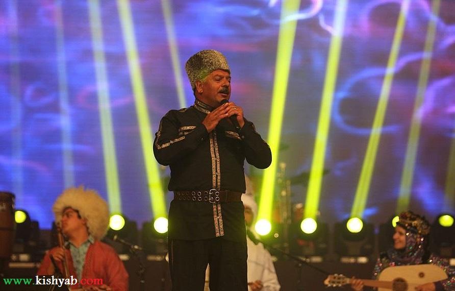 تصاویر کنسرت روناک در نوردهمین جشنواره کیش
