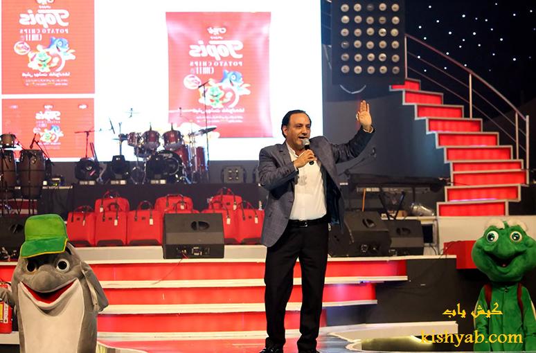 اسامی برندگان در چهل و یکمین شب جشنواره تابستانی کیش