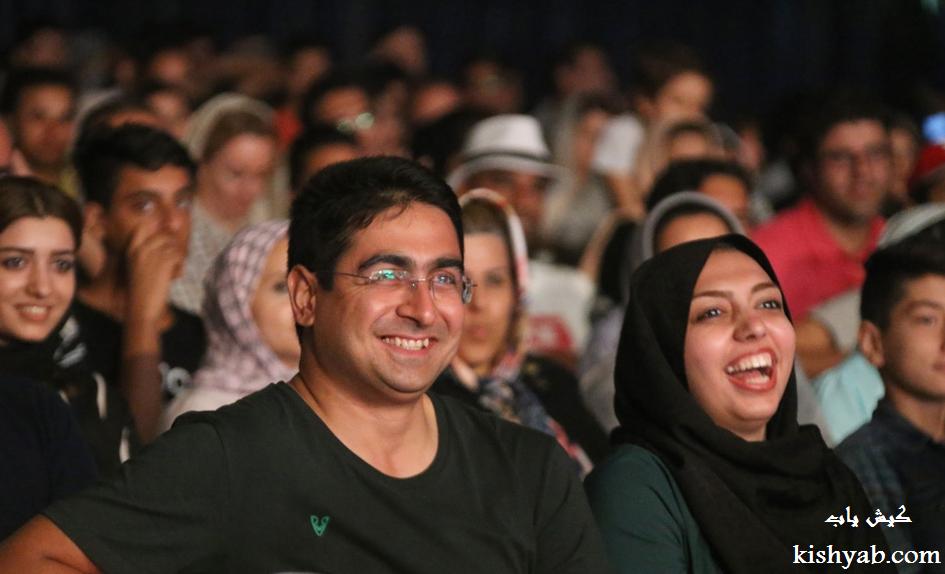کنسرت خنده در نوزدهمین جشنواره تابستانی کیش /تصاویر