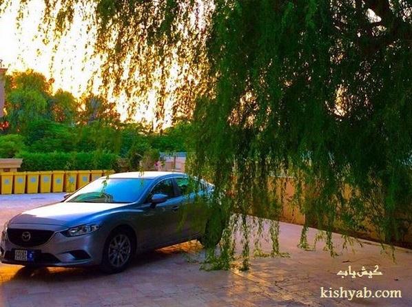 تصاویر خودروهای لوکس بچه پولدارهای کیش