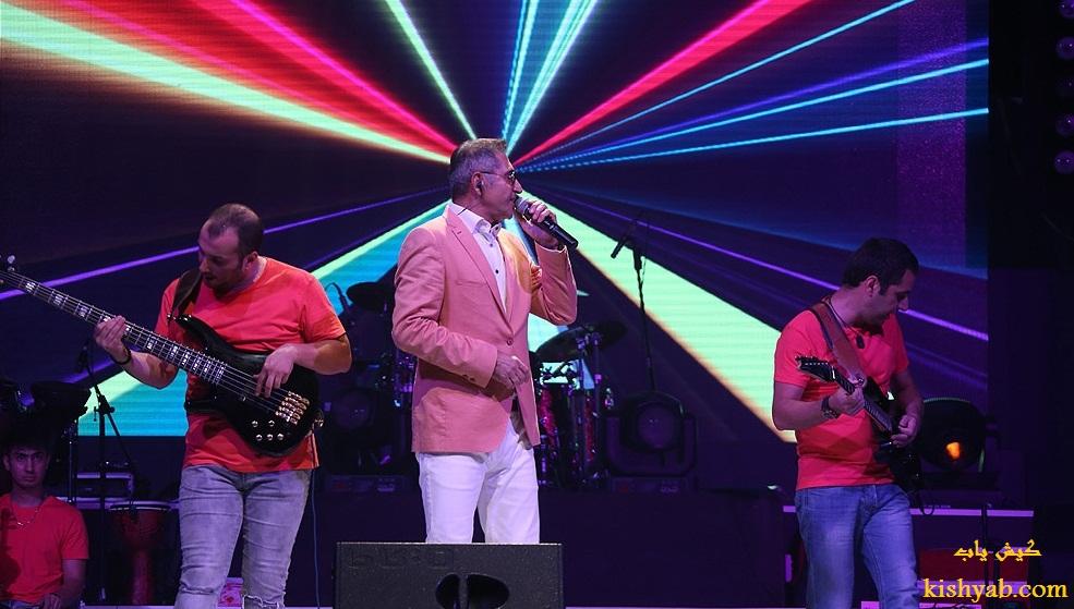 کنسرت موسیقی فریدون آسرایی در جزیره کیش /تصاویر