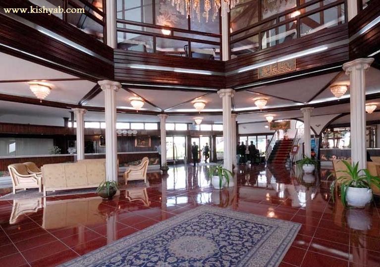 معرفی هتل تماشا کیش /تصاویر