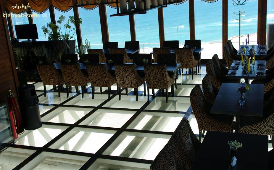 رستوران پدیده شاندیز در جزیره کیش /تصاویر