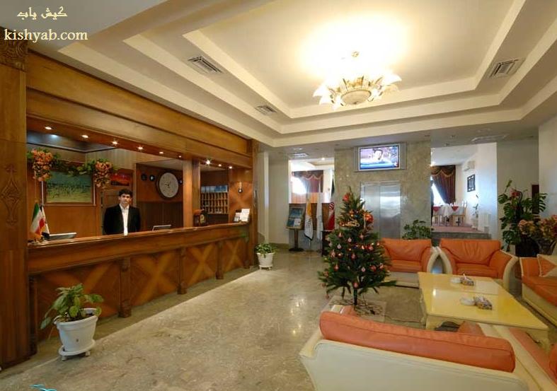 معرفی هتل سان رایز کیش /تصاویر