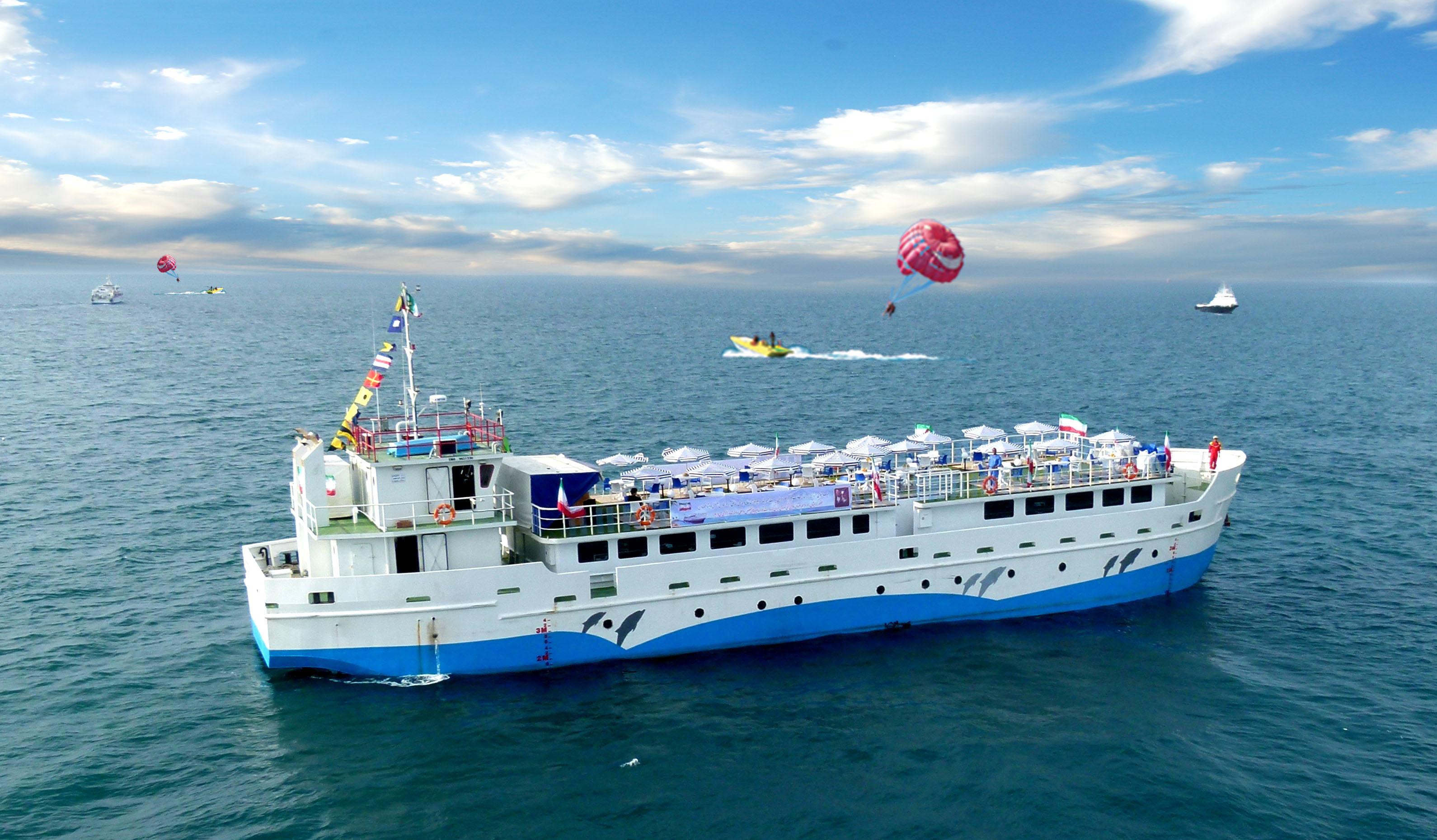 کشتی های مسافربری