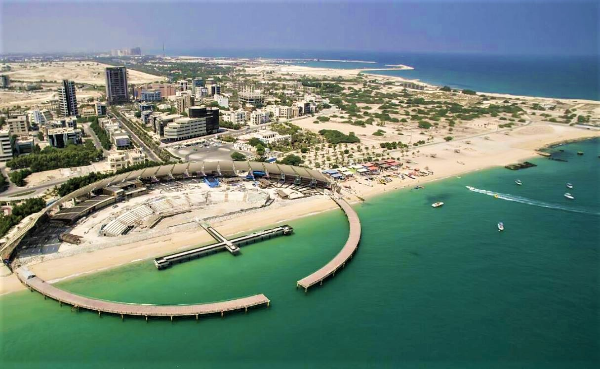 آوای خلیج فارس کیش در کجا قرار دارد؟