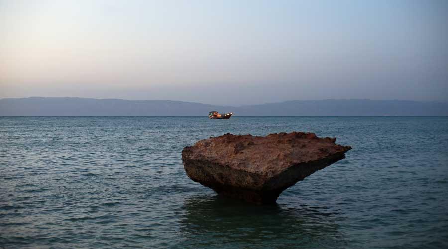 درباره زیبایی های سواحل کیش